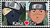KakaIru Stamp by retoxthefreak