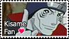 Kisame Stamp by kathynorrisart