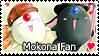 Mokonas Stamp by kathynorrisart
