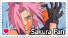 Sakura Stamp by kathynorrisart