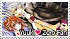 Yuuki Loves Zero Stamp 1 by retoxthefreak
