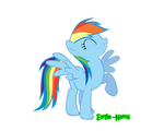 Proud Rainbow Dash