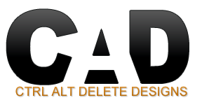 CAD QUICK LOGO by fireproofgfx