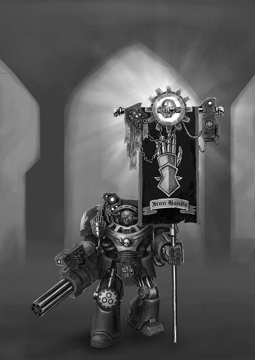 Standard Bearer by alactop