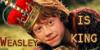 Weasley is king by MrPeachy