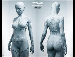 System 46 Ud by DAVEYABBO