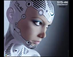 SYSTEM 46 CU 3 human face opt