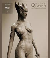 Alien Queen by DAVEYABBO