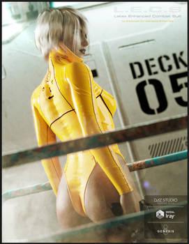 Lecs Scene Yellow