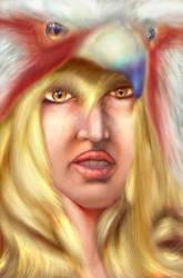 The Sorceress of Castle Grayskull by BobbyDigital77