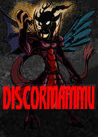 My Little Avengers Villains: Discormammu by Kenichi-Shinigami