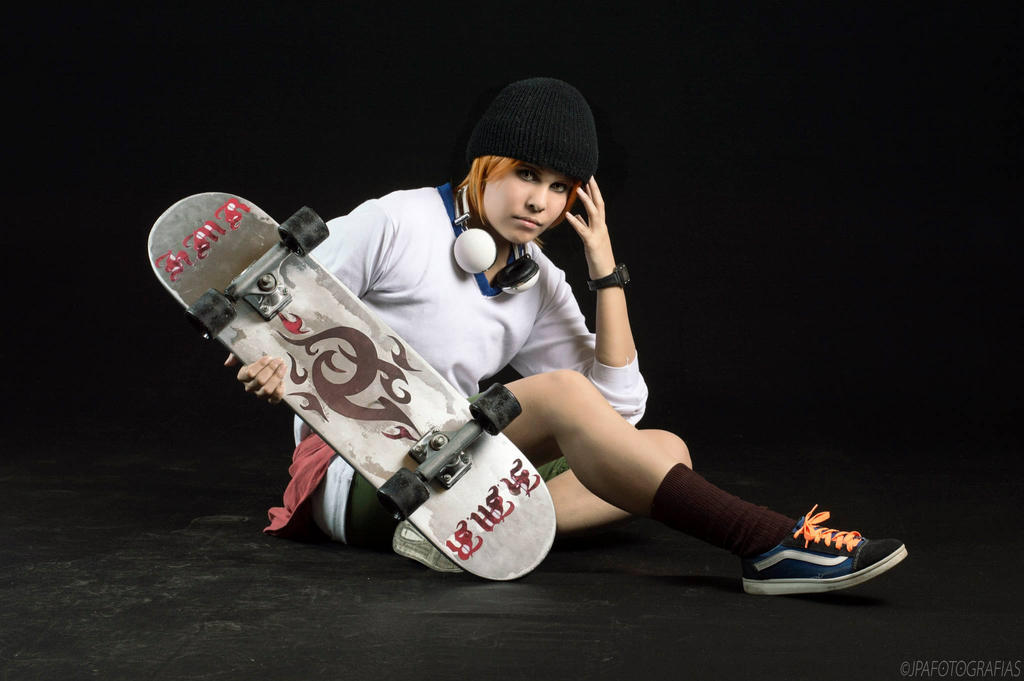 Yata Misaki cosplayer arg. (k project) by TsuTamaShu