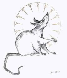 A Rat Hallowed