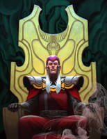 Magneto by meteorite8