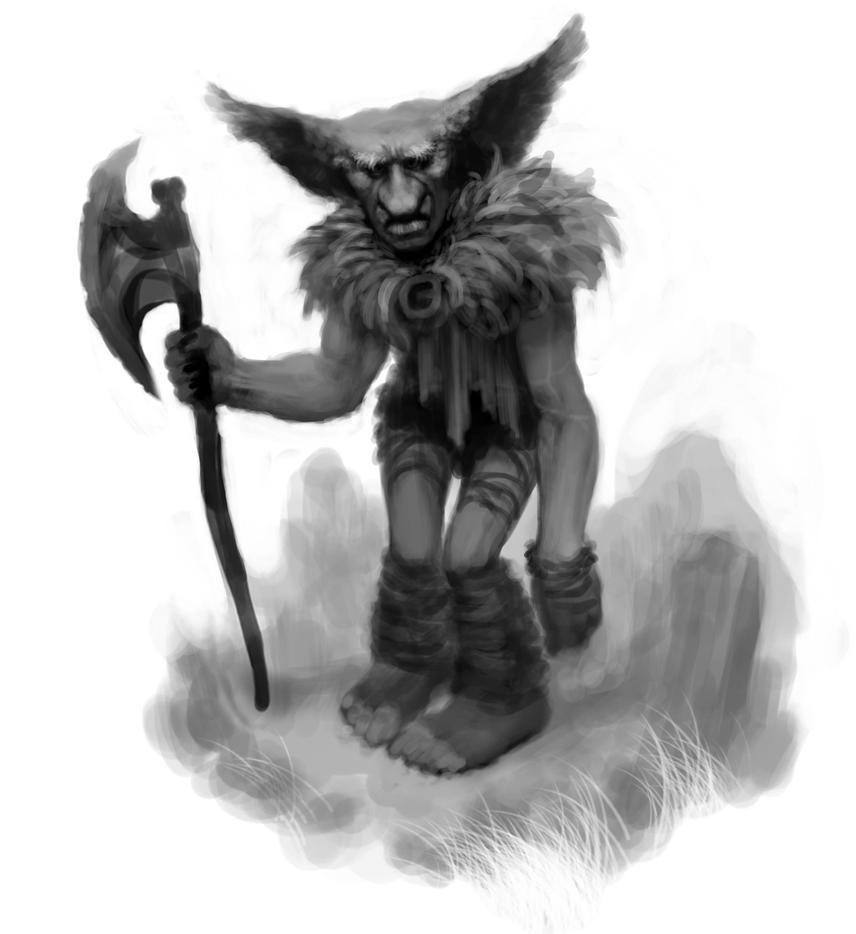Goblin by meteorite8