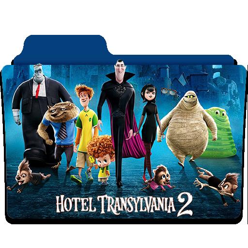 Hotel Transylvania 2 2015 Movie Folder By Mohamed7799 On Deviantart