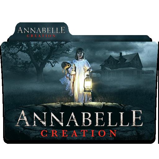 Annabelle Creation 2017 Movie Folder Iocn By Mohamed7799 On Deviantart