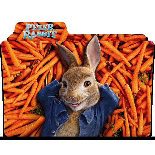 Peter Rabbit 2018 Movie Folder Iocn By Mohamed7799 On Deviantart