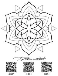 Mandala tattoo design sacred geometry5