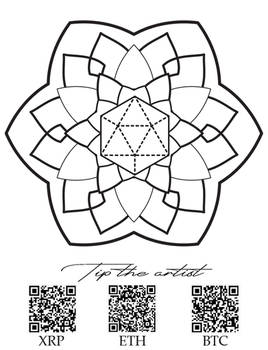Mandala tattoo design sacred geometry6