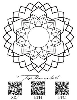 Mandala tattoo design sacred geometry7