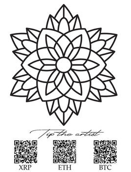 Mandala tattoo design sacred geometry9