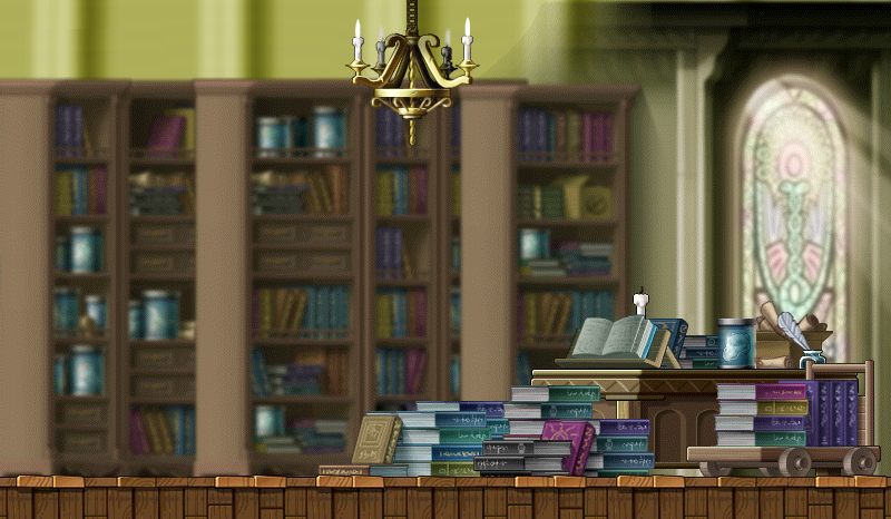 Maplestory Background 3 by BlueTailz