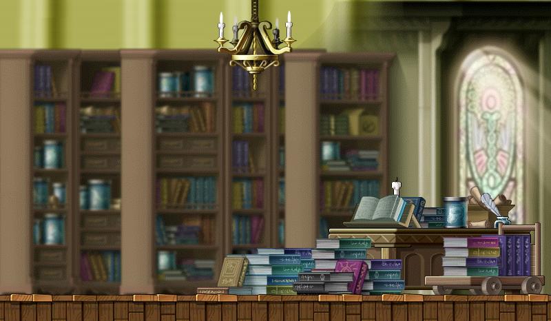 Maplestory Background 3 by BlueTailz