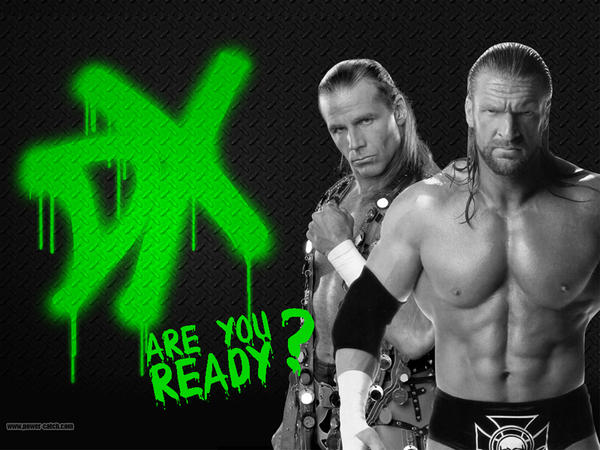 Wallpaper D Generation X DX By Powercatch