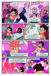Ruby TG Page 1 by MysteriousTGArtist