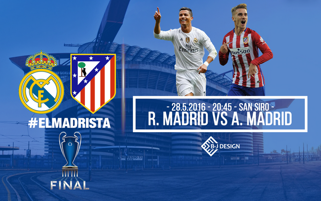 Real madrid vs atletico madrid finale wallpaper by bleartjashari on real madrid vs atletico madrid finale wallpaper by bleartjashari voltagebd Image collections