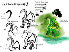 Long Necked Dragon Tutorial by Frost-Strike