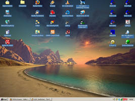Desktop... again... by zipclaw