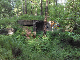Eibia - Remainings of a bunker