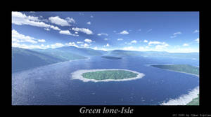 Green Lone-Isle by zipclaw