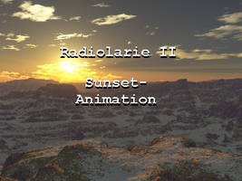 Radiolarie II-Sunset-Animation by zipclaw