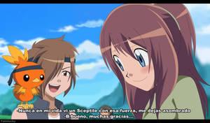 (Pkmn OC) Ryu and Claire