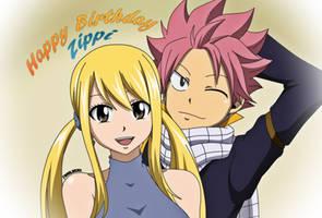 Happy Birthday Zippi-san~