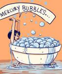 DigiSketch: Sailor Mercury