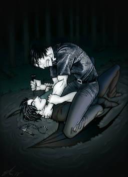 'Muddy' Vampire