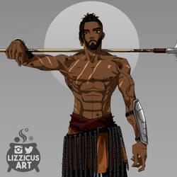 Spear Wielder