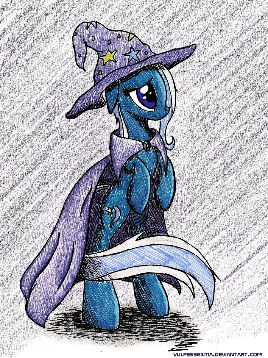The Great and Apologetic Trixie by Vulpessentia