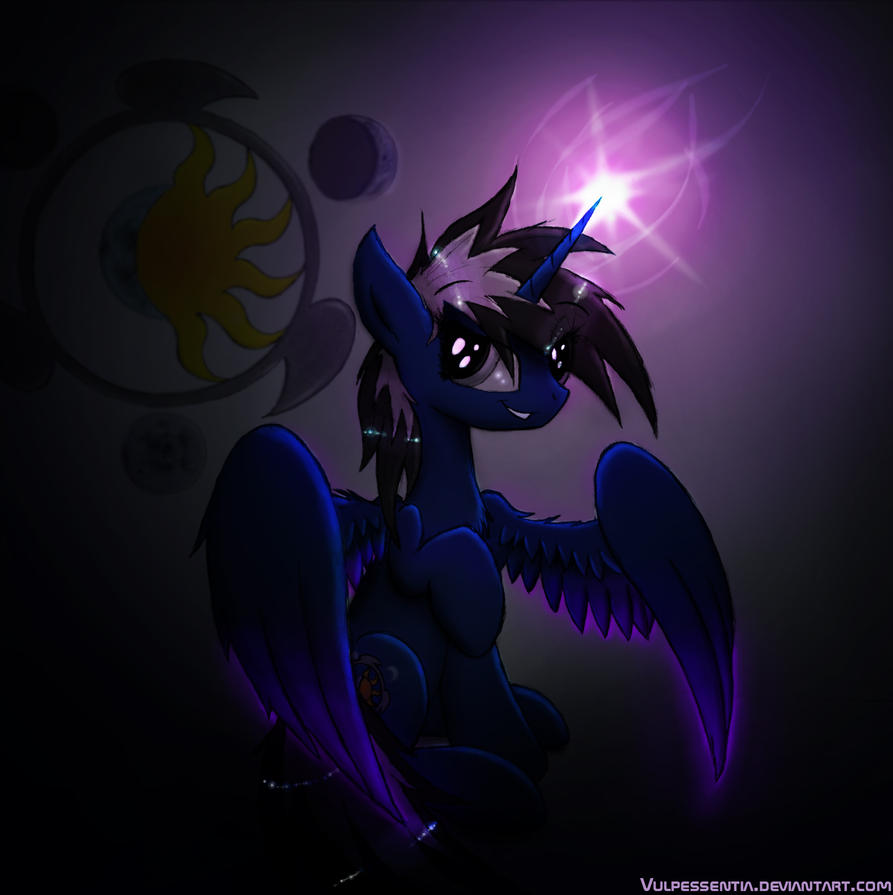 Night Light by Vulpessentia