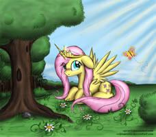 Shy Princess by Vulpessentia