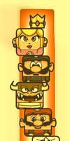 :Nintendo: Blocks Bookmark