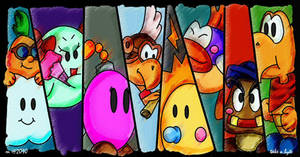 :Paper Mario: Buddies