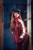 Asuka Soryu Langley by Ally-bee