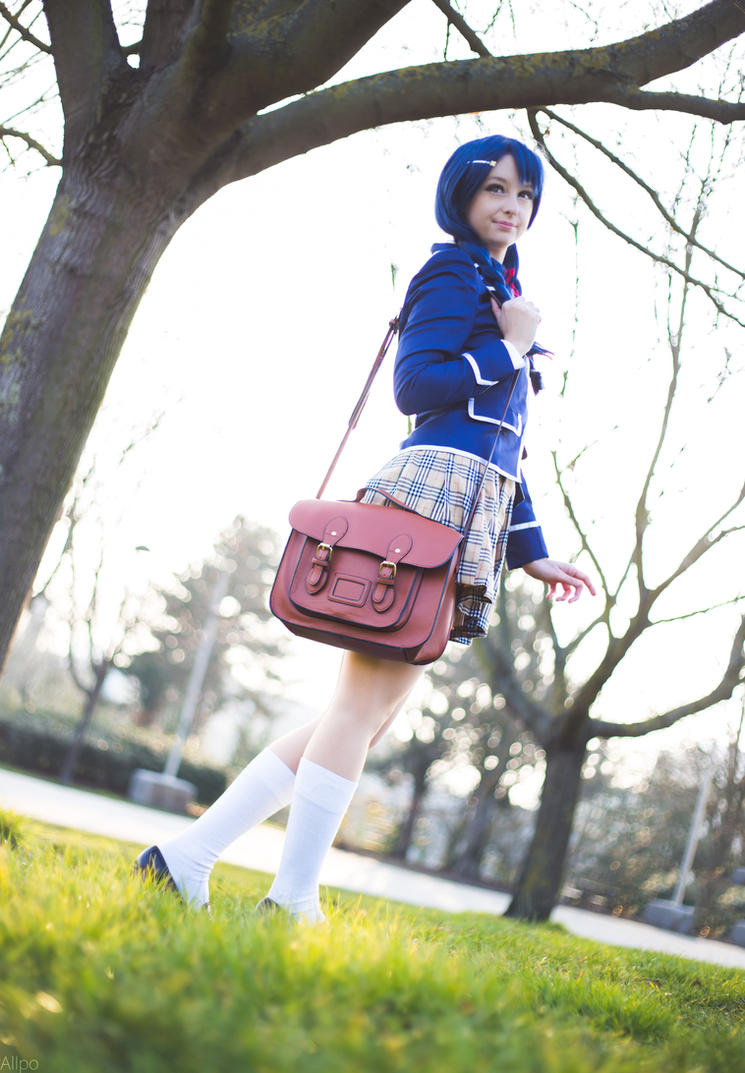 Megumi from Shokugeki no Soma by Ally-bee
