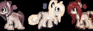 [Adoptables]: Tan themed~ Closed by MayDeeDraws