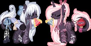 [OTA] Twins~ CLOSED by MayDeeDraws